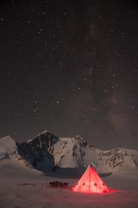 Winter Camp, Adelaide Island, Antarctica