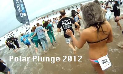 Polar Plunge 2012