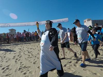 Polar Plunge 2017 Olympians