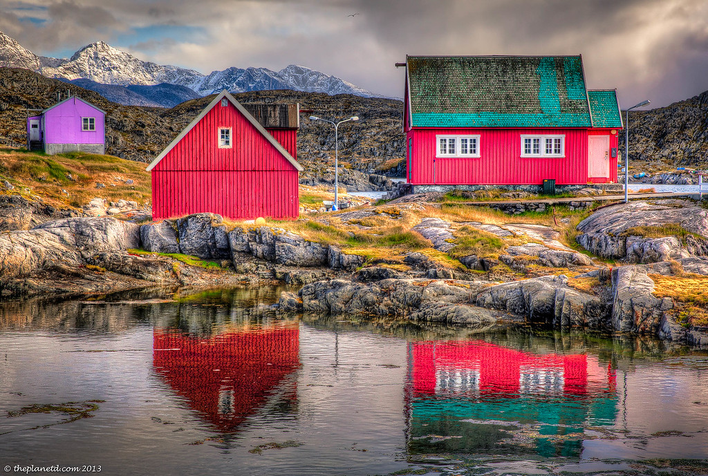 Illulissat, Where Icebergs are Born