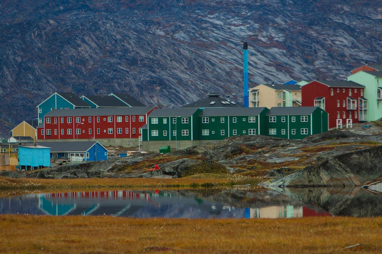 Ilullisat Greenland