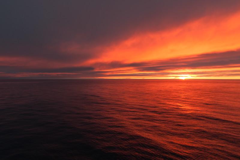 Polar Sunset II