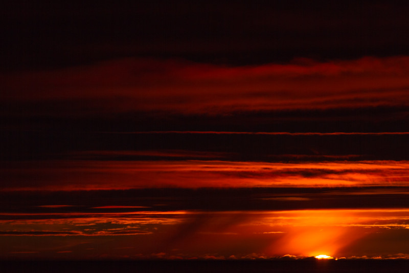 Stratified Sun