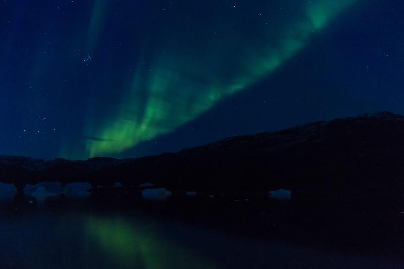 Aurora Borealis in Greenland II
