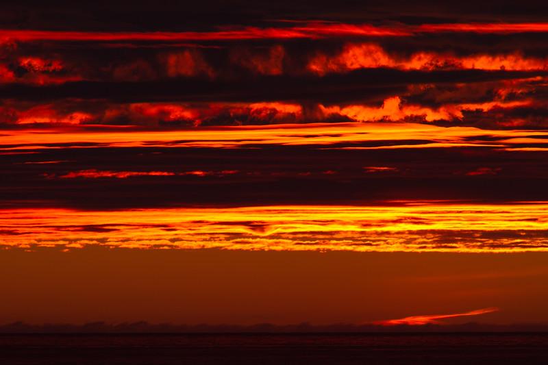 Stratified Sun II