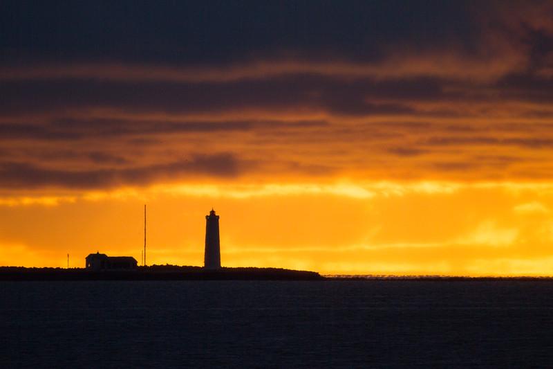 Return to Reykjavik