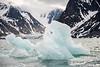 Waconway Glacier, Magdalena Fjord