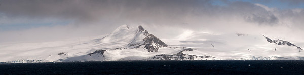 Antarctic Peninsula Panorama