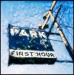 Park Sign 3