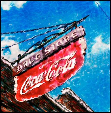 Drug Store CocaCola