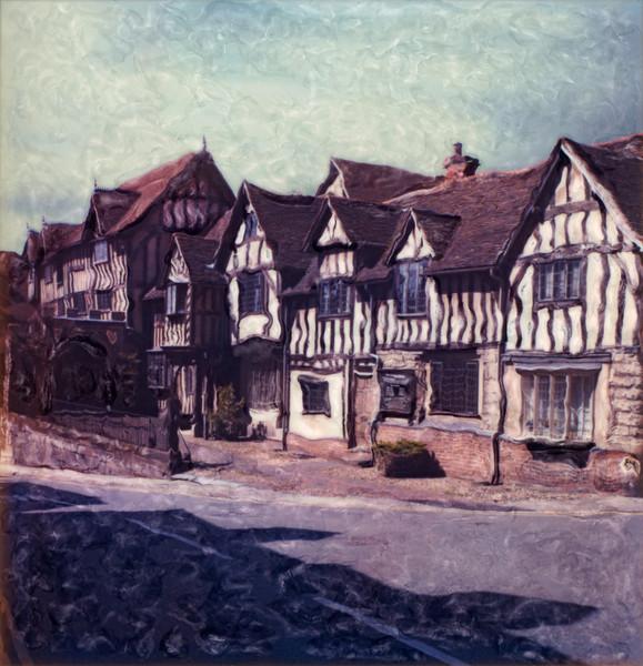 A street in Warwick
