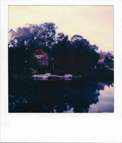 Tom Sawyer Island - Walt Disney World