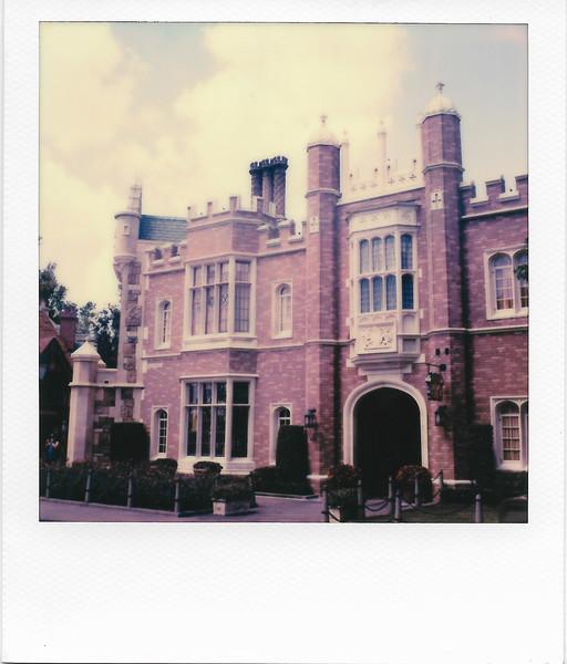 England Pavilion