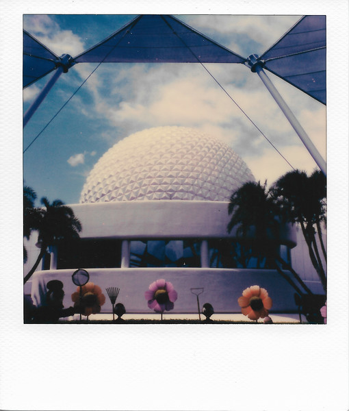 Spaceship Earth and Sails
