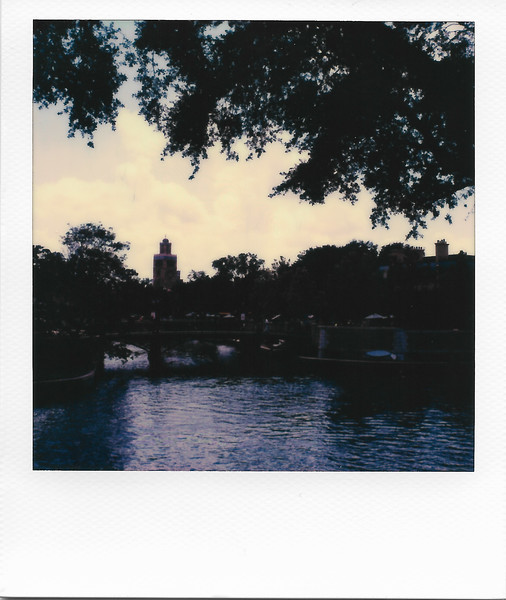 Somewhere in Epcot