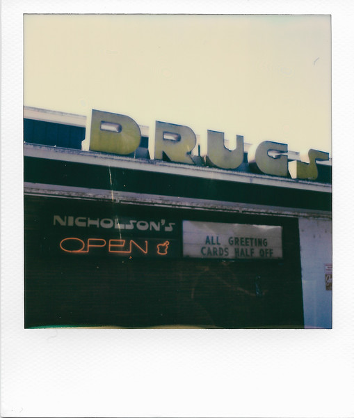 Nicholson Drugs - Side