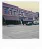June 15, 2018 - Polaroid Originals SX-70 Color Film. The Occidental Hotel in downtown Buffalo, Wyoming.