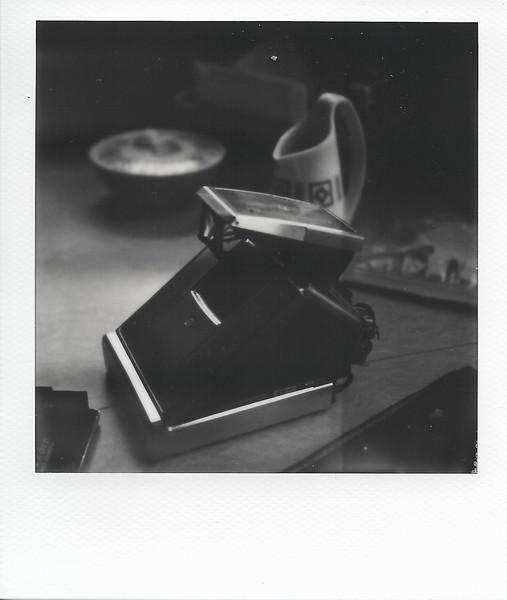 Still Life - Failed SX-70