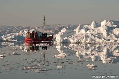 + Polar regions
