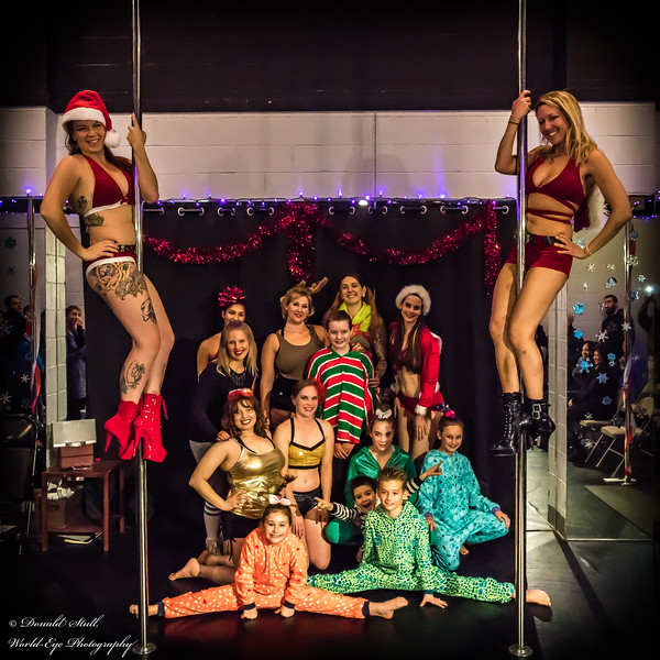 2017 North Polers Pole Competition Group Photo