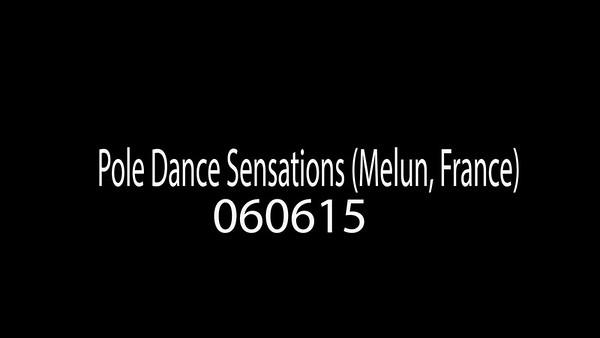 Pole Dance Sensations (Melun, France) 060615