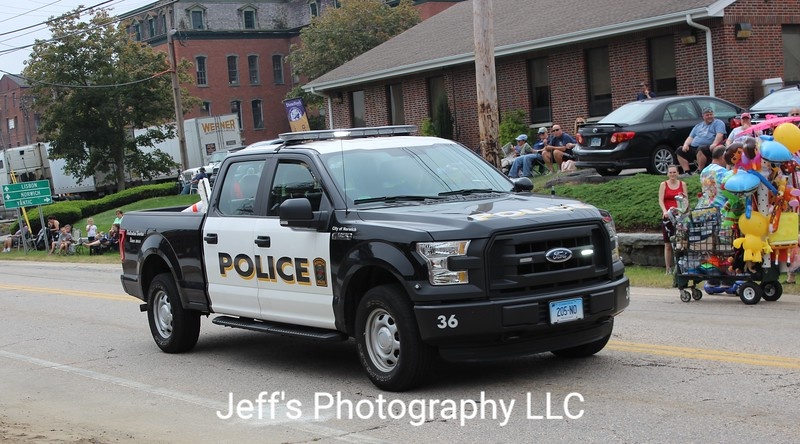 Norwich, CT Police Department Truck #36