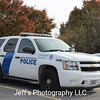 Federal Protective Service Police SUV