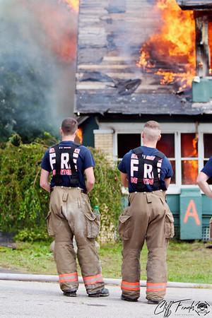 House Fire Training