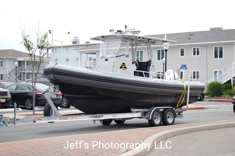 Maryland Natural Resources Police Boat #892
