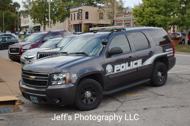 Kirkwood, MO Police Department SUV #30