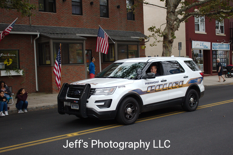 Piermont, NY Police Department SUV #3772