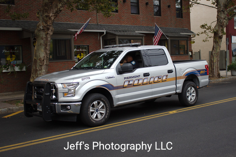 Piermont, NY Police Department Truck #3773