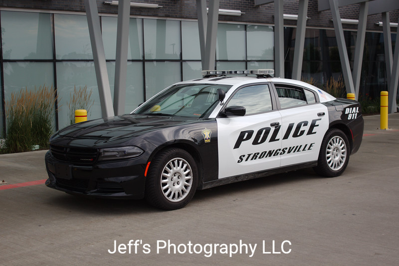 Strongsville, OH Police Department Cruiser