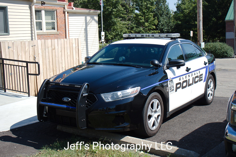 Glendale, OH Police Department Cruiser #2