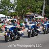 Fairfax, VA Police Department Motorcycles
