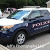 Williamsburg, VA Police Department SUV