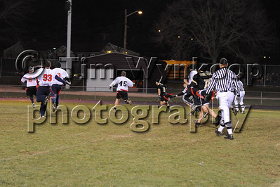 Phillipsburg-Easton Police Football Match-up 2008. Easton busted Pburg, 20-6.