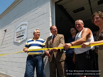 Phillipsburg Emergency Squad Building Dedication Ceremony