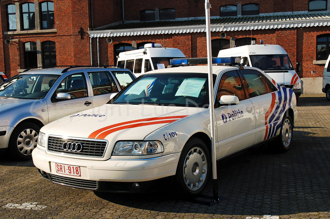 The Audi A8 is an armoured vehicle that is used when protection against fire arms is of the utmost importance. It's also used to escort the transportation of highly dangerous persons (high risk security assignments).