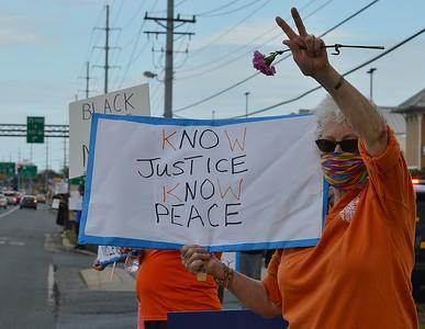 George Floyd protest DE (32)