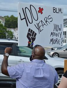 George Floyd protest DE (26)