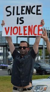 George Floyd protest DE (23)