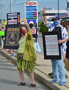 George Floyd protest DE (7)