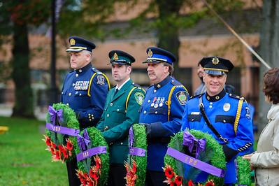 Police Memorial 2014