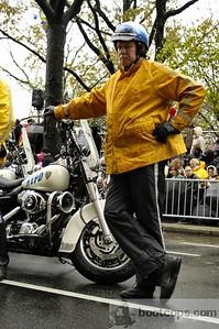 NYPD Highway Patrolman