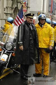Inspector Graff NYPD Highway patrol