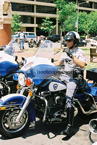 Police Motorcycle Events Parades and Rides