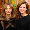 Homa Jull with Megan McIver, Toronto City Council candidate