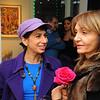 Laura Nashman and Homa Jull