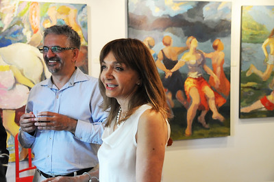 Homa Gallery Party June 5, 2014